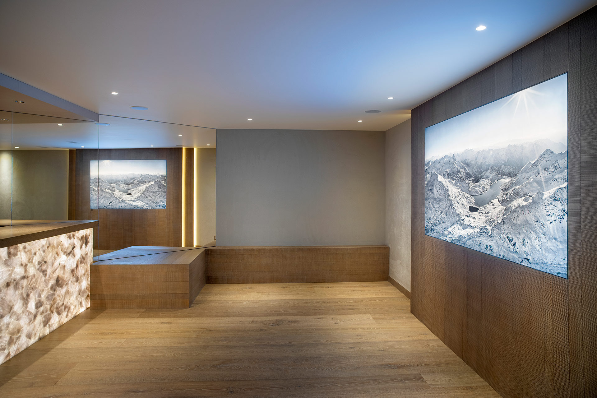 Privatwohnung St. Moritz